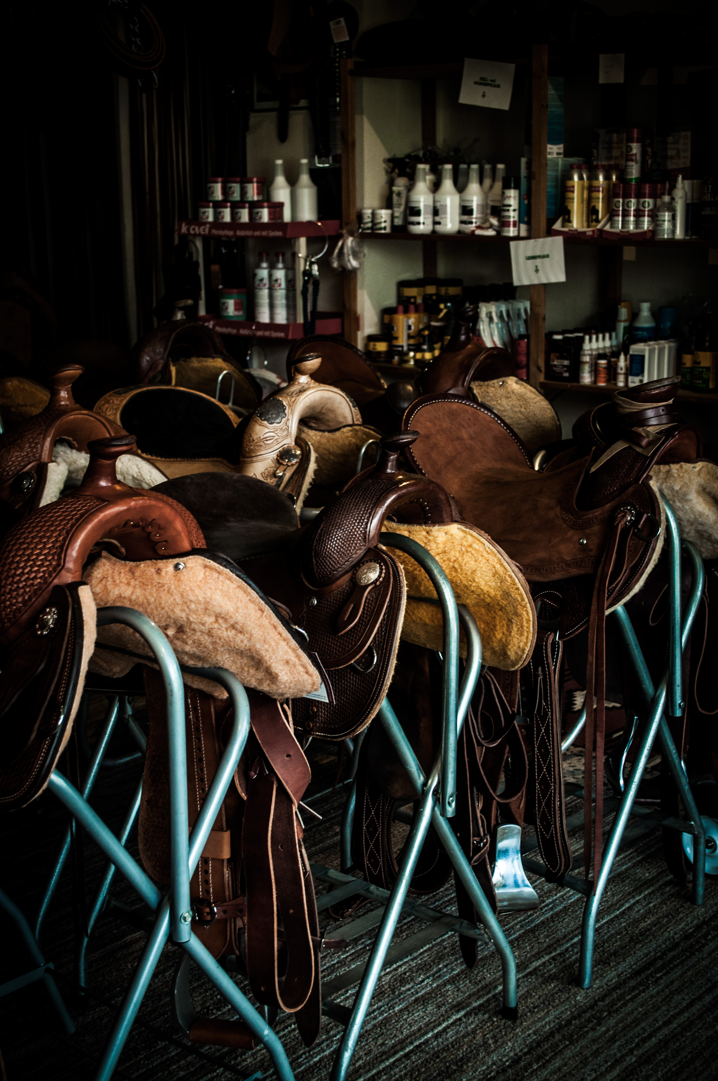 5606b42a8dfd79 Olaf Grauwinkel - Horse and Silver - Handschuhe
