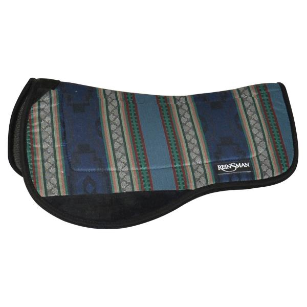 Reinsman Contoured Trail Pad – Fleece or Tacky-Too